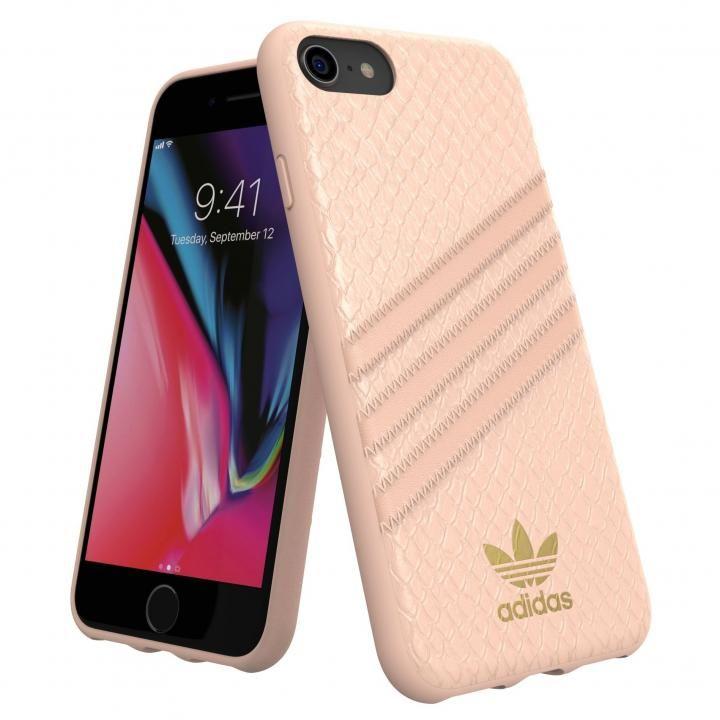iPhone8/7 ケース adidas Originals Moulded Case SAMBA WOMAN ピンク iPhone 8/7_0