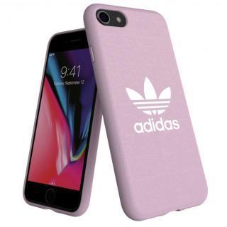 【iPhone8/7ケース】adidas AdicolOriginals Moulded Case クリアピンク iPhone 8/7