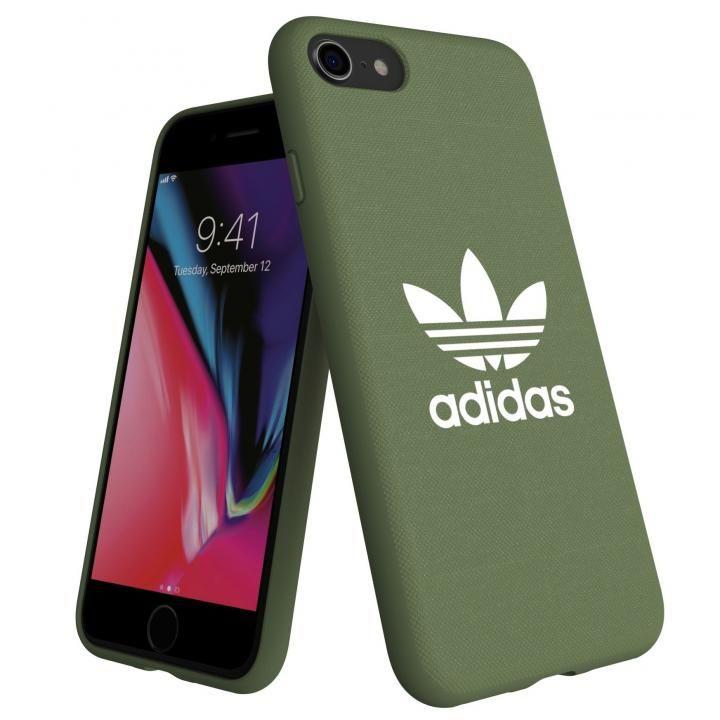 iPhone8/7 ケース adidas AdicolOriginals Moulded Case グリーン iPhone 8/7_0