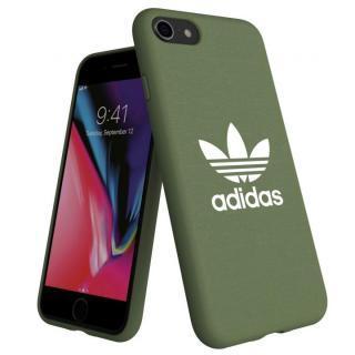 adidas AdicolOriginals Moulded Case グリーン iPhone 8/7【8月中旬】