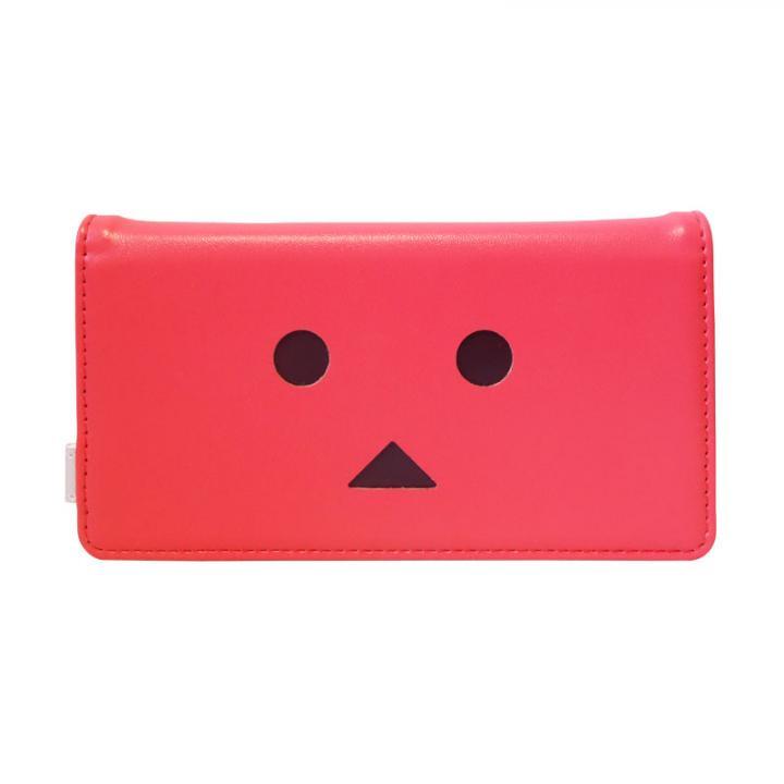 【iPhone6s/6ケース】ダンボー 手帳型ケース パッションピンク iPhone 6s/6_0
