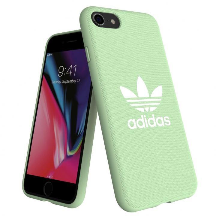【iPhone8/7ケース】adidas AdicolOriginals Moulded Case クリアミント iPhone 8/7_0
