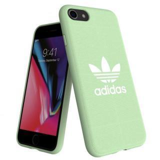 adidas AdicolOriginals Moulded Case クリアミント iPhone 8/7