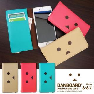 【iPhone6s/6ケース】ダンボー 手帳型ケース パッションピンク iPhone 6s/6_7