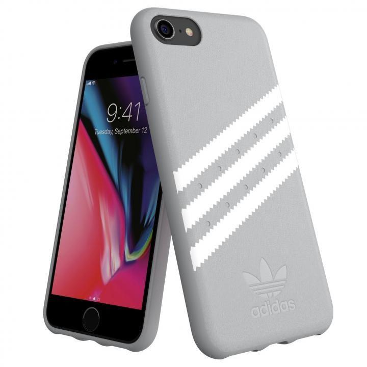 iPhone8/7 ケース adidas Originals Moulded Case GAZELLE グレイ iPhone 8/7_0