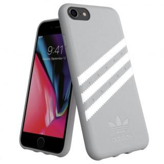 【iPhone8 ケース】adidas Originals Moulded Case GAZELLE グレイ iPhone 8/7