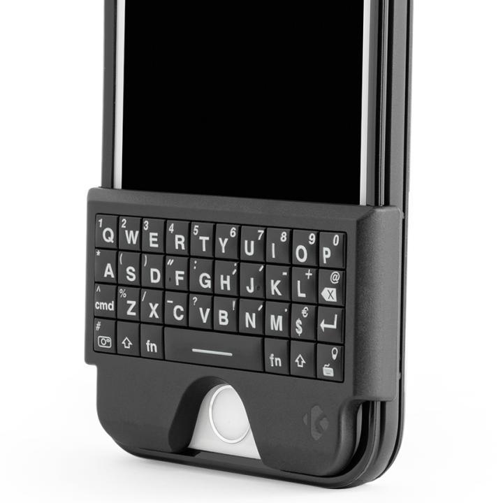 【iPhone6s/6ケース】Bluetoothキーボード KNero Thunderbird iPhone 6s/6_0