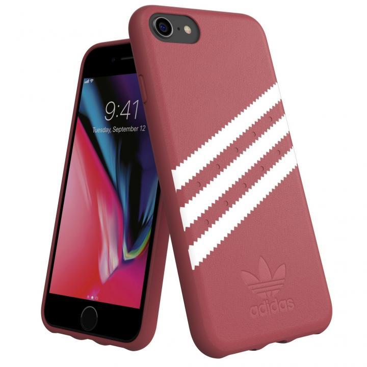 iPhone8/7 ケース adidas Originals Moulded Case GAZELLE ピンク iPhone 8/7_0