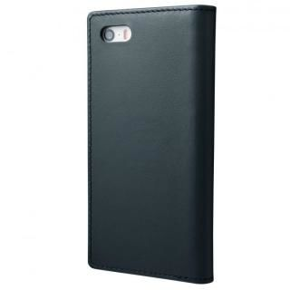 【iPhone SE/5s/5ケース】GRAMAS フルレザー手帳型ケース スーパーマン/ネイビー iPhone SE/5s/5_2