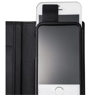 【iPhone SE/5s/5ケース】GRAMAS フルレザー手帳型ケース スーパーマン/ネイビー iPhone SE/5s/5_6