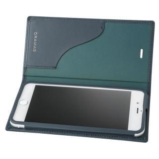 【iPhone6s Plus/6 Plusケース】GRAMAS フルレザー手帳型ケース スーパーマン/ネイビー iPhone 6s Plus/6 Plus_2