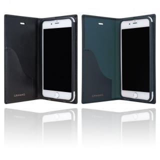 【iPhone6s Plus/6 Plusケース】GRAMAS フルレザー手帳型ケース スーパーマン/ネイビー iPhone 6s Plus/6 Plus_4