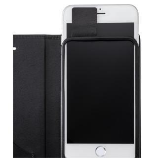 【iPhone6s Plus/6 Plusケース】GRAMAS フルレザー手帳型ケース スーパーマン/ネイビー iPhone 6s Plus/6 Plus_5