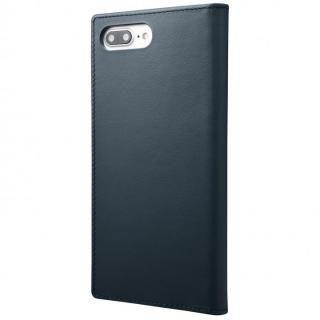 【iPhone8 Plus/7 Plusケース】GRAMAS フルレザー手帳型ケース スーパーマン/ネイビー iPhone 8 Plus/7 Plus_2