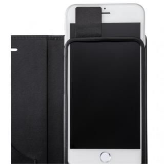 【iPhone8 Plus/7 Plusケース】GRAMAS フルレザー手帳型ケース スーパーマン/ネイビー iPhone 8 Plus/7 Plus_6