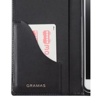 【iPhone8 Plus/7 Plusケース】GRAMAS フルレザー手帳型ケース スーパーマン/ネイビー iPhone 8 Plus/7 Plus_8