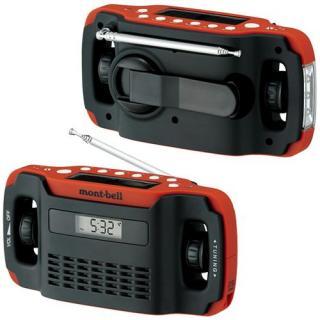 災害時やアウトドアで活躍する5つの機能 マルチラジオ H.C.5way