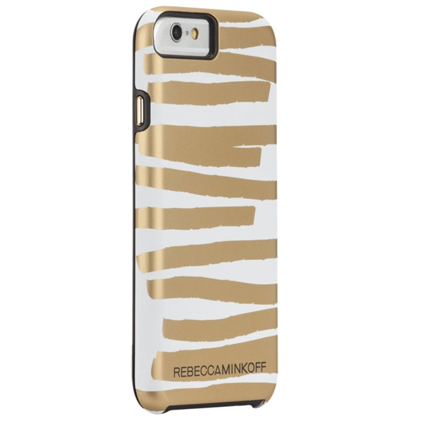 iPhone6s/6 ケース Case-Mate レベッカ ミンコフ ハイブリットハードケース City Stripes iPhone 6s/6_0