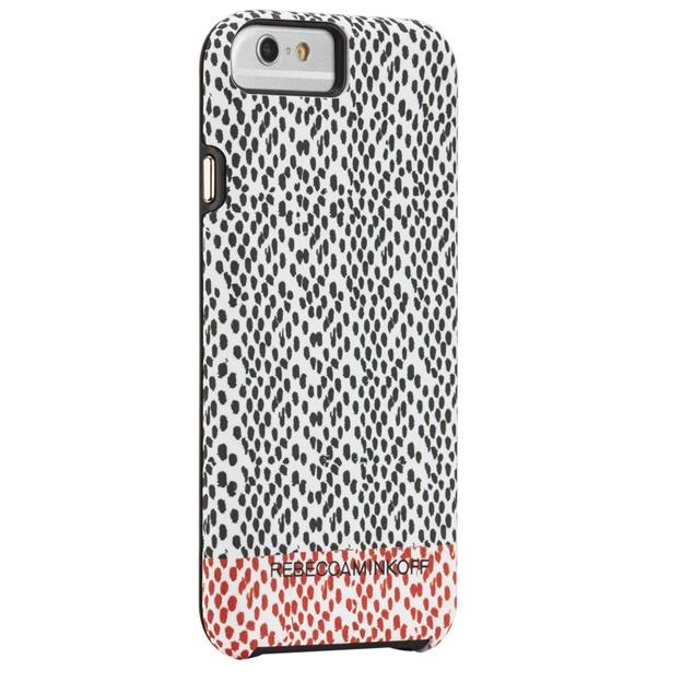iPhone6 ケース Case-Mate レベッカ ミンコフ ハイブリットハードケース Snake iPhone 6_0
