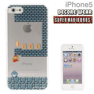 iPhone5 スーパーマリオケース(コイン)