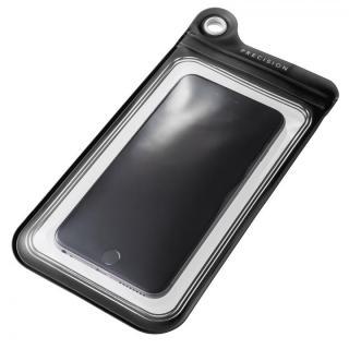 防滴ケース Splash Proof 5.5インチ対応 ブラック 多機種対応(iPhone/Android)