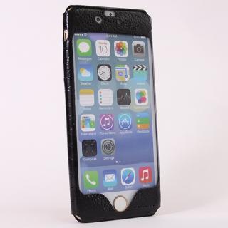 【iPhone6ケース】mobakawa President Edition オーストレッグ型押し ブラック iPhone 6_1