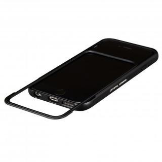 【iPhone6s/6ケース】クリスタルアーマー フルメタルジャケット オールブラック iPhone 6s/6_6