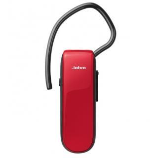 Jabra Bluetoothヘッドセット CLASSIC レッド