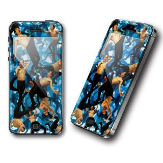 iPhone SE/5s/5 ケース 江頭2:50 エガPhone EGA250 camouflage iPhone SE/5s/5スキンシール
