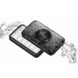 LEDランタン LUMENA(ルーメナー)2 防塵・防水 IP67 迷彩ブラック【2月上旬】