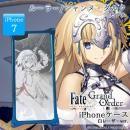 Fate/Grand Order × ギルドデザイン ルーラー/ジャンヌ・ダルク白レーザーver. iPhone 7