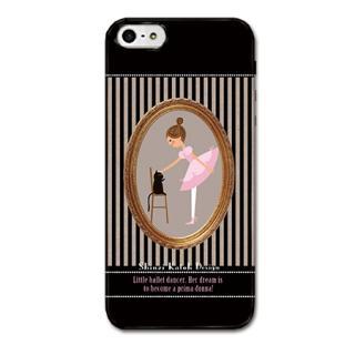 【iPhone SE/5s/5ケース】Shinzi Katohデザインケース バレット iPhone SE/5s/5ケース