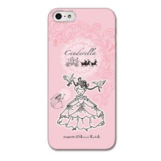 Shinzi Katohデザインケース シンデレラ(center) iPhone SE/5s/5ケース