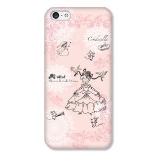 Shinzi Katohデザインケース シンデレラ iPhone 5cケース