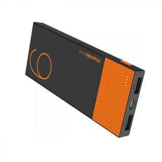 [9000mAh]超薄型・軽量9000mAh モバイルバッテリーATLセル オレンジ