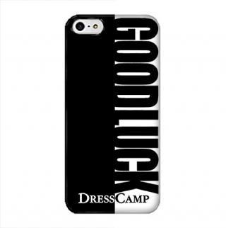 DressCamp ブランドケース GOODLUCK iPhone SE/5s/5ケース