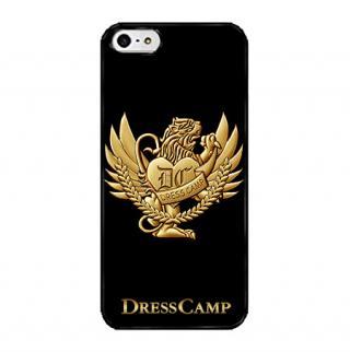 DressCamp ブランドケース ライオンハートiPhone SE/5s iPhone SE/5s/5ケース