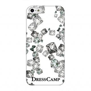 DressCamp ブランドケース アイスブロック iPhone SE/5s/5ケース