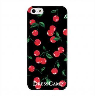 DressCamp ブランドケース チェリー iPhone SE/5s/5ケース