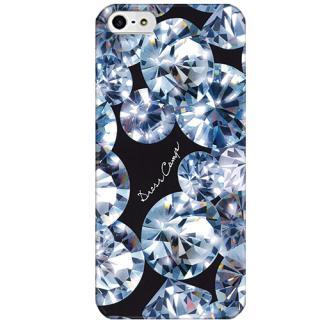 DressCamp ブランドケース ダイヤモンド iPhone SE/5s/5ケース
