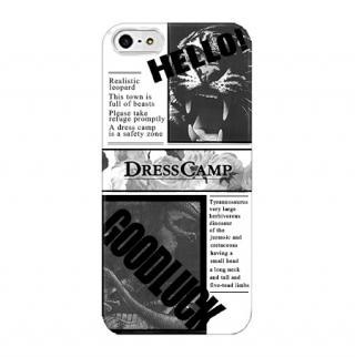 DressCamp ブランドケース NEWS iPhone SE/5s/5ケース