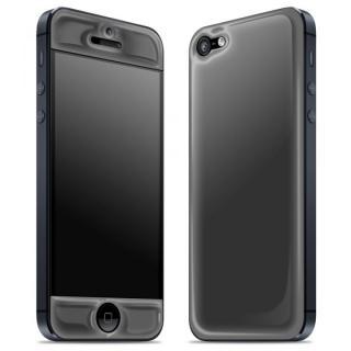 【iPhone SE/5s/5ケース】Black Glow Gel Skin with bumper  iPhone 5_1