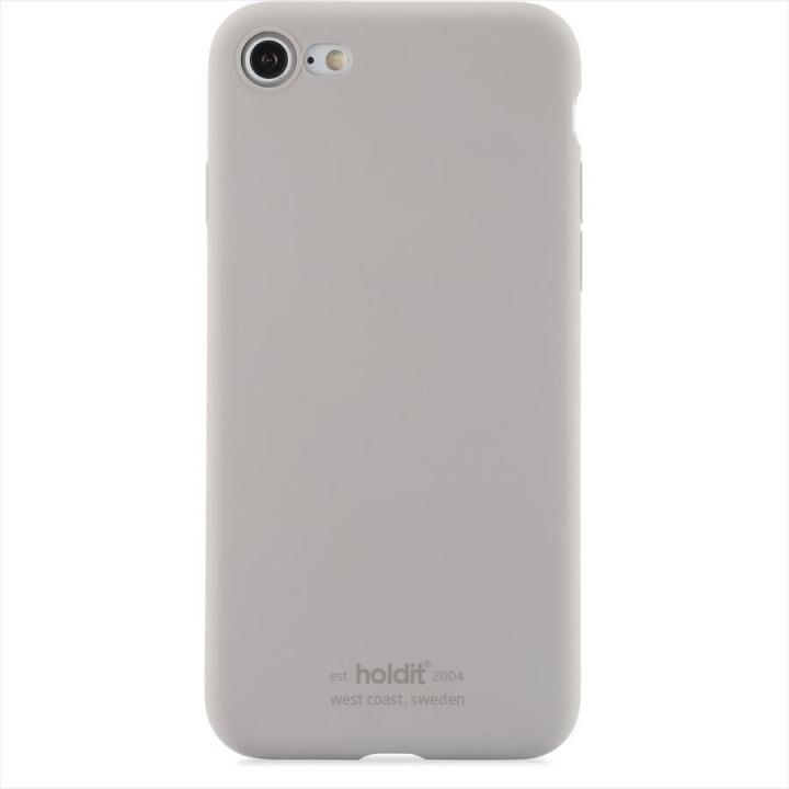 iPhone8/7 ケース ソフトタッチシリコーンケース トープ iPhone 8/7_0