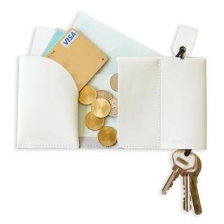 一まとめ財布 Full to Keydell-Key Wallet- ホワイト【8月中旬】