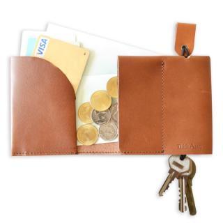 ひとまとめ財布 Full to Keydell -Key Wallet- ブラウン