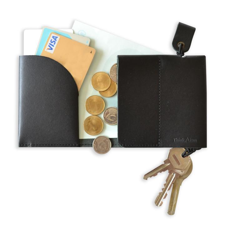 ひとまとめ財布 Full to Keydell -Key Wallet- ブラック_0