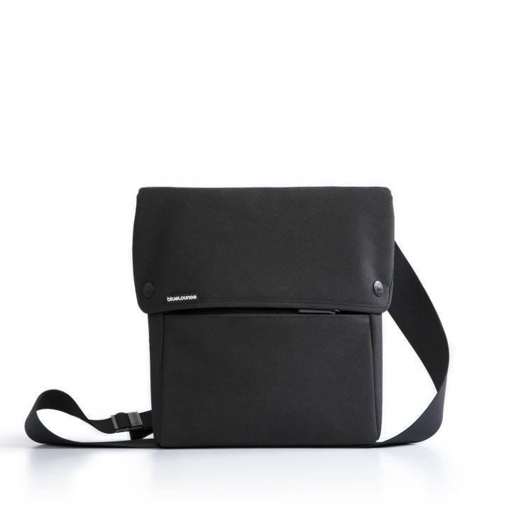 ブルーラウンジ バッグシリーズ iPadショルダーバッグ(ブラック)