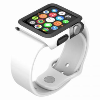 CandyShell Fit 38mm Apple Watch ケース ホワイト