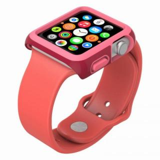 CandyShell Fit 42mm Apple Watch ケース レッド