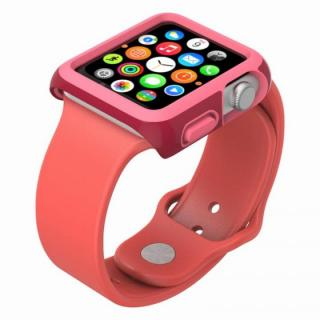 CandyShell Fit 38mm Apple Watch ケース レッド